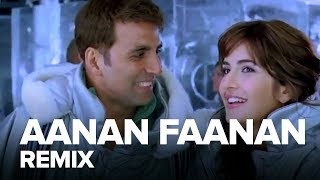 Aanan Faanan (Remix)   Full Audio Song   - YouTube