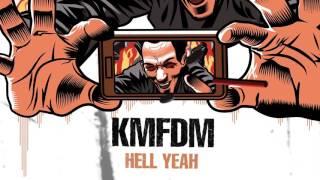 """KMFDM """"HELL YEAH"""" Official Lyric Video"""