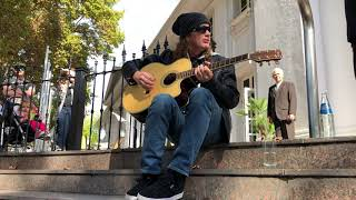 Dave Mustaine - En Mendoza - Hotel Hyatt - 4K