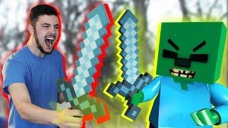 LEGO meets Minecraft 3