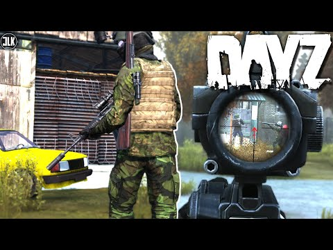 A Base Raid and a Total MASSACRE on DayZ!