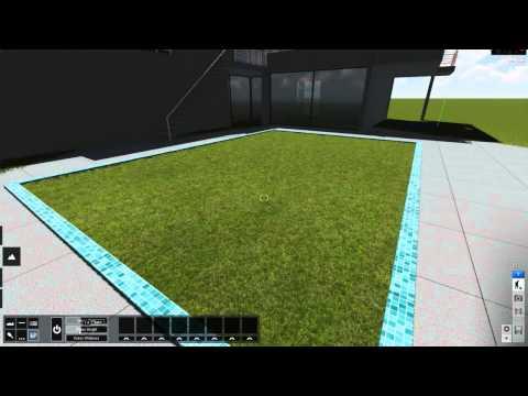 0512 Add Grass By Using Terrain Material