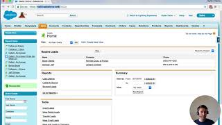 Salesforce Recycle Bin Lightning or Classic Mode