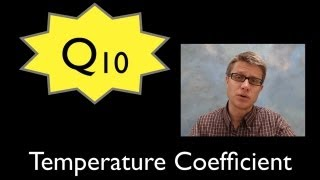 Q10 Temperature Coefficient