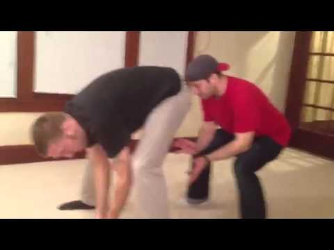 Fart face victim Saul Bernstein football prank | football prank