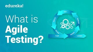 What is Agile Testing? | Agile Scrum Testing Methodologies | Software Testing Tutorial | Edureka