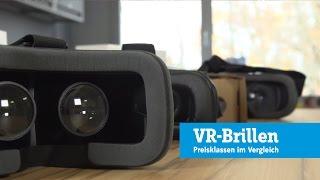 VR-Brillen im Preisklassen-Vergleich   Conrad