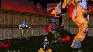 Doom 64: Play on Titlemap (Gameshark Codes in Description)
