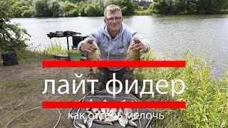 Канал виталия колганова фидер