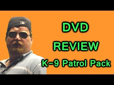 ·• Streaming Online K-9: The Franchise Collection Patrol Pack