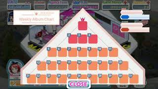 Love Idol Company - New Feature - Album Sales Rank (Bahasa Indonesia