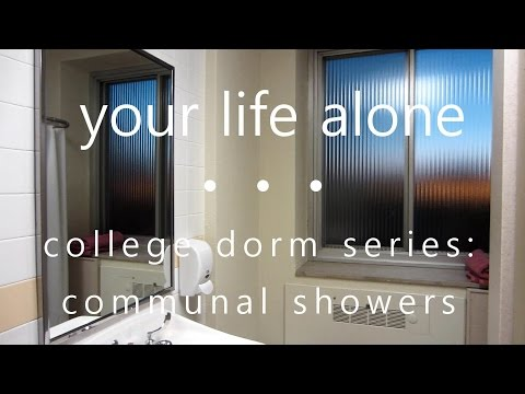 Communal College Shower Tour + Tips Mp3