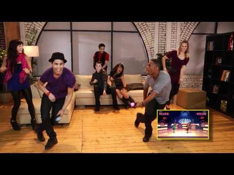 Видео № 0 из игры Dance on Broadway [PS3]