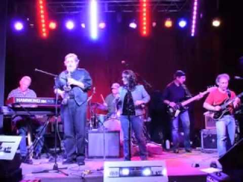 2012 CMA Blues Showcase   Ken Dukes & the Stompers