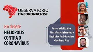 #AOVIVO | Heliópolis contra o coronavírus | Observatório da Coronacrise