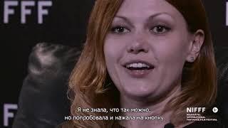 Фестиваль NIFFF -  интервью Тимура Бекмамбетова и Ольги Хариной