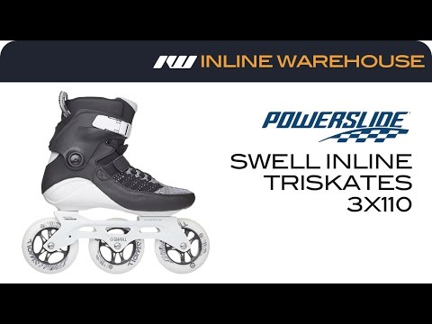 Powerslide Swell 110 Skates Review