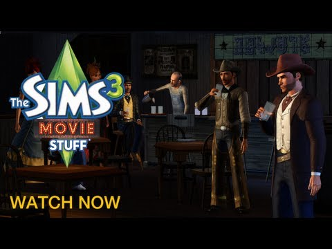 The Sims 3 Movie Stuff Expansion Pack (PC)