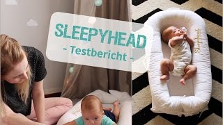 Testbericht zum Sleepyhead of Sweden | Babybettchen und Nestchen | DockATot