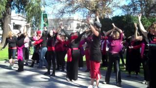 One Billion Rising Healdsburg California 2013.MP4