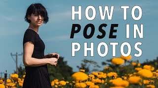 HOW TO POSE IN PHOTOS - 9 Tricks Pros Use to Look Perfect! - Video Youtube