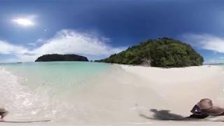Остров Koh Rok Yai (Таиланд)
