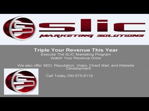 Kelowna SEO Company -- SLIC Marketing Solutions