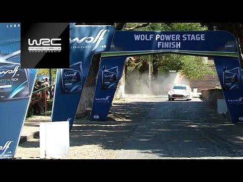 WRC - Rally Guanajuato México 2019: RECAP Wolf Power Stage