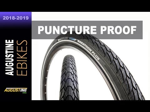 The BEST Puncture Proof  E-Bike Tire. REVIEW