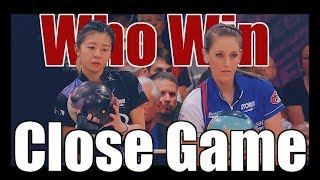 Close Game Bowling Game - Danielle Mcewan VS. Bernice Lim