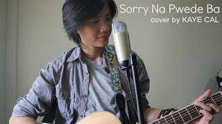 Sorry na parokya ni edgar (guitar cover with lyrics & chords.