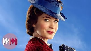 Top 5 Things We Want to See in Mary Poppins Returns - dooclip.me