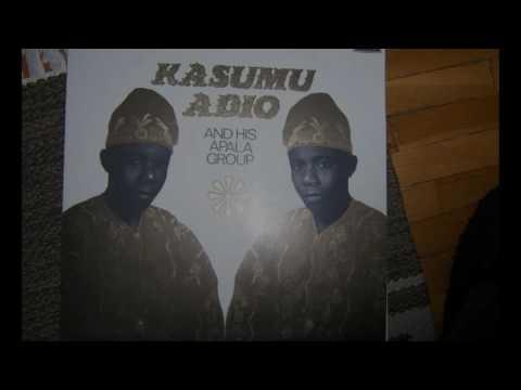 KASUMU ADIO and His Apala Group - Eni Fibi Su Olore (Vol.5)