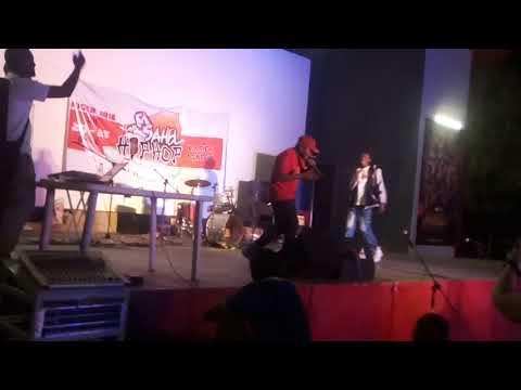 Nomiis gee concert a Niamey Niger
