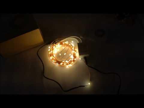 Le Recensioni di Cristina - Catena Luminosa LED 15M 150 LED della Aglaia
