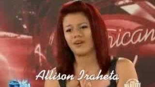 <b>Allison Iraheta</b> Audition