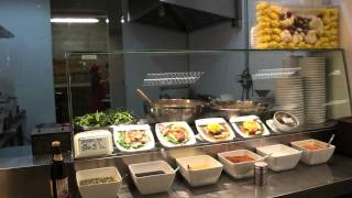 Magic Point Restaurant Suvarnabhumi Airport, Bangkok –  Thoti Borchardt – 2011