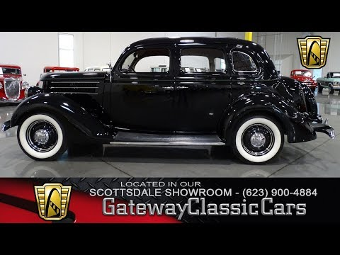 Video of Classic '36 Deluxe Offered by Gateway Classic Cars - Scottsdale - MZEN