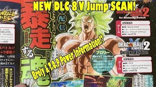 Xenoverse 2 DLC 8 Scan IS HERE! BROLY AND T.O.P STAGE LOOK AMAZING!