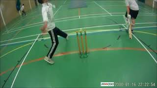 Surrey Indoor Cricket League: Videos and reports from an action-filled week!