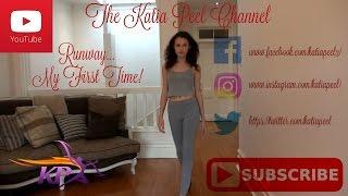Runway Walk - Part 1 (Katia Peel)