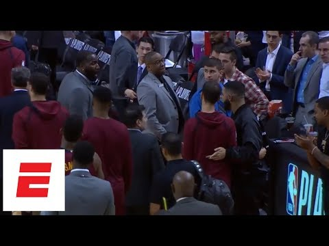 Kendrick Perkins Yells 'don't F--- With Me' At Drake During One Of Two Heated Exchanges | ESPN Mp3