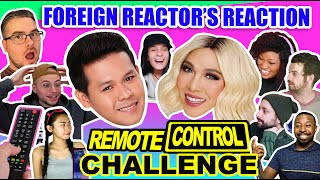 Marcelito Pomoy - Remote Challenge | Endless Love | GGV | HE NAILED IT | FOREIGNER Reaction