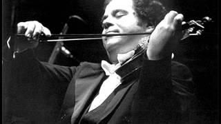 Stravinsky: Violin concerto in D - Perlman, Ozawa: BSO.