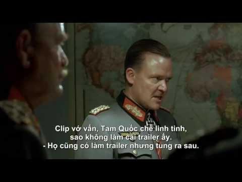 Hitler bức xúc vì game Thánh Tưng