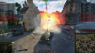 нагнул на новом танке 705 А 9200дмг 7 фрагов