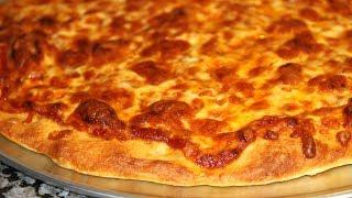 ТЕСТО ДЛЯ ПИЦЦЫ как в пиццерии.Ну оооочень вкусное!!!!