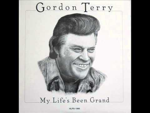 """Gordon Terry """"Slow Down Old World"""""""