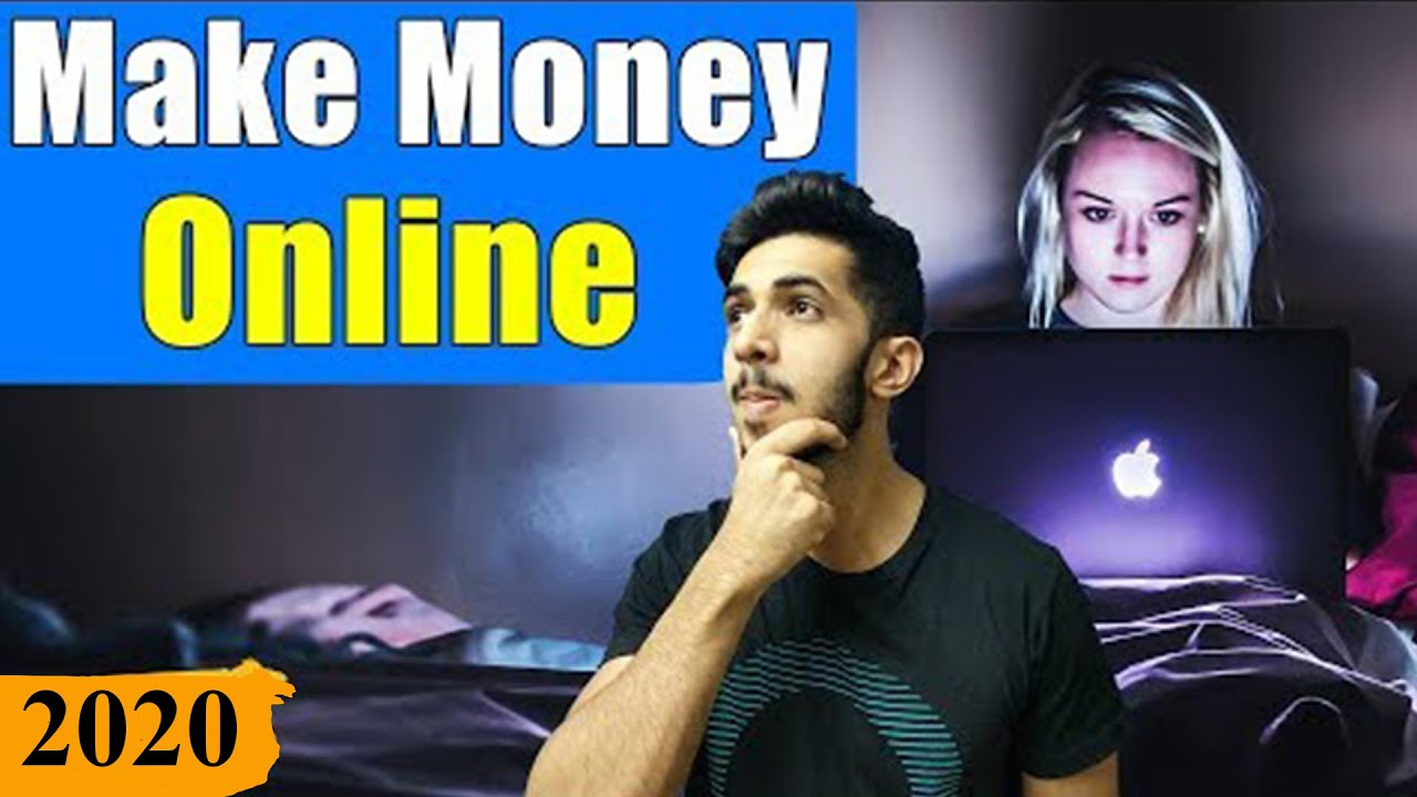 How To Generate Income Online (2020)   9 Legit Ways To Generate Income Online (Hindi) thumbnail