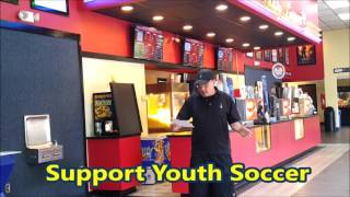 Support Youth Soccer with Movie & Dancing in the Park